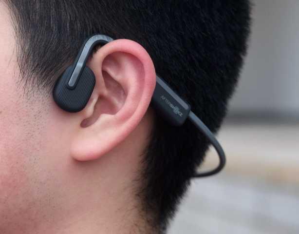 运动健身的最佳搭档,韶音AS660骨传导蓝牙耳机