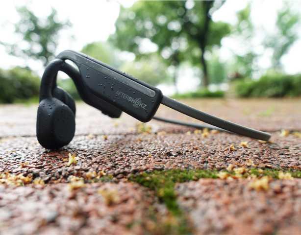 运动佩戴更舒适,韶音OpenMove AS660骨传导耳机体验